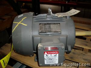Unused Toshiba 5 HP Motor, Explosion Proof
