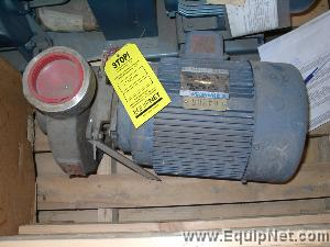 1992 Aura Centrifugal Pump and Motor