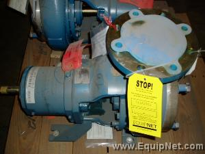 Unused 1996 Ingersoll Rand 316 Stainless Steel Centrifugal Pump