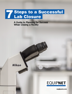 A guide to planning for success when closing a facility