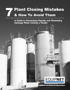 A guide to maximizing results and minimizing damage when closing a facility