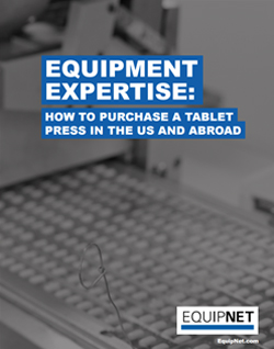Equipment Expertise: How to Purchase a Tablet Press in the US and Abroad