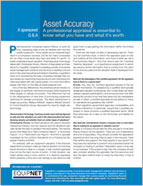 Asset Accuracy Q&A