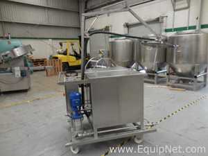 L B Bohle PUR3000 Stainless Steel Pharma Universal Cleaning System