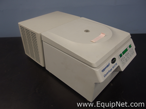 Eppendorf 5417R Refrigerated Benchtop Centrifuge