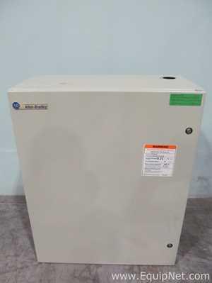 Allen Bradley 150-F108FBD SMC-Flex 75 HP Solid State Smart Motor Controller In Enclosure