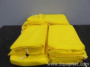 Lot of 25 Unused G/O Corporation Non-Metallic Bags
