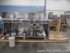 Walker Barrier Systems Stainless Steel Glove Box