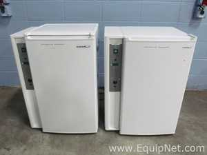 Lot Of 2 Shel Lab 2005 Series Low Temperature Incubators