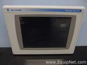 Allen Bradley PanelView Plus 1000 PLC Operator Interface