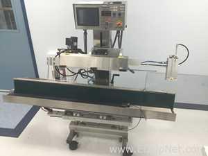 Urania 4000P Validatable Rotary Band Heat Sealer