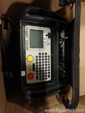 LOT OF 2 Megger DLRO 600 Digital Low Resistance OHMMeter