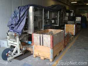 Uhlmann Packaging Systems UPS4 Blister Machine