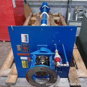 Weir Hazleton 2.5 Inch Twin Volute VS Pump