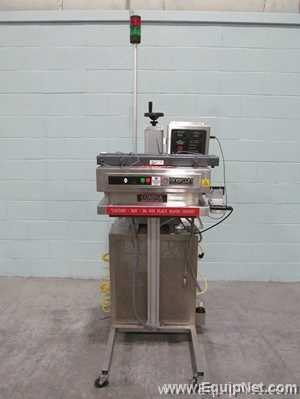 Enercon Industries 3300 Cap Induction Sealer With Stalled Bottle Detector And Cap Inspection System