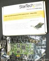 StarTech HDMI|DVI|VGA|Component PCIe Capture Card