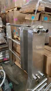 APV Stainless Steel Plate And Frame Heat Exchanger