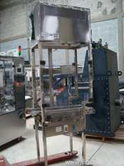 Product transfer cabin