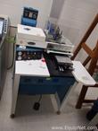 Affiliated Manufacturing Inc Presco MicroMonitor MSP 465 Thick Film Screen Printer