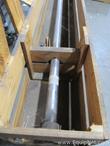 Mixer shaft Hastelloy C276