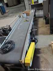 20in X 140in Power Belt Conveyor