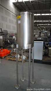 Stainless Steel 100 L Tank