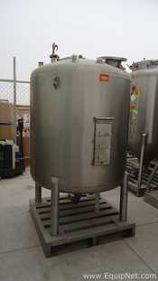 Lee Industries Inc. 375DBT  Stainless Steel Vertical 1000 L Tank