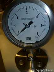 PCI International Tetropress 300 Pressure Gauge