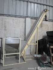 Stainless Steel Elevator Conveyor with Carbon Steel Structure