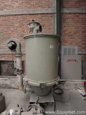 Plastic Machinery 0711128 Carbon Steel Hopper Dryer