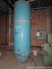 2500 L Tank for Compressed Air