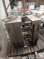 Mold for Plastic Injection Machine for Preform Manufacturing