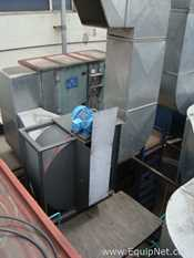S and P CMC-60 air extraction system