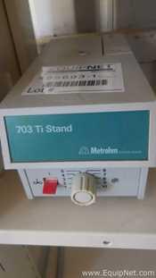 Metrohm 703Ti Stand