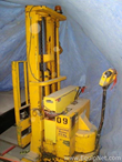 Fork Lift Truck Man Stand up Capacity 2150 lb