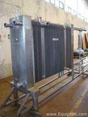 Alfa Laval P45 RB Stainless Steel Heat Exchanger