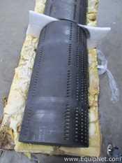 Lot of 2 SGL Group Heat exchanger Carbon Block Insert