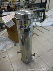 US Filter Stainless Steel Filter Housing