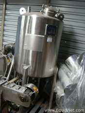 Premix Stainless Steel Vertical 450 L Tank