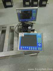 Lot of 2 Mettler Toledo ID30 Weighing System Terminals