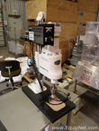 Automation Devices Swanmatic Capmaster Tabletop Capper