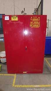 JustRite RMO8154 90 Gallon Flammable Storage Cabinet