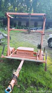 Battery Powered Mobile Arrow Board - Sign