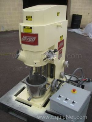 Jaygo MPVDV-10 Double Motion Planetary Can Vacuum Mixer