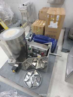 PRG Variable Speed Mixer for Spray Solutions - Suite 110