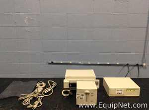 Agilent 8453 UV VIS Spectrophotometer with Peltier Temperature Controller
