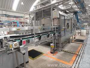 Filler Specialties GWFS302488R Rotary Filling Sealing and Capping Machine for Liquid Filled Bottle
