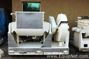 Baker Perkins 900 Liter Double Arm Sigma Blade Jacketed Mixer
