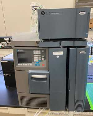Waters e2695 HPLC with 2998 PDA