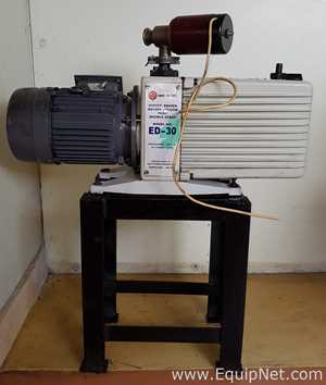 Bomba de Vacío HHV Pump ED 30